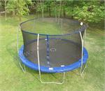 15' Sportspower Flex Trampoline and Enclosure Parts Model TR15-STLFLXX-SHT