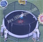 14' BOUNCE PRO - Model #TR-1463A-Flex-FZ