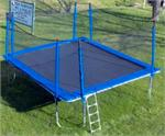 12'x12' Square TEXAS TRAMPOLINE Trampoline Parts