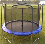 14' SKYWALKER Trampoline Parts-72 Rings-Model SEW14N