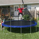 15' Round SKYWALKER Trampoline Parts - 96 Rings - Model ATC15B