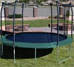 15ft Round SKYWALKER Trampoline Parts - 96 Rings - Model SWTC1500 / SWTC1511 / SWTC1513