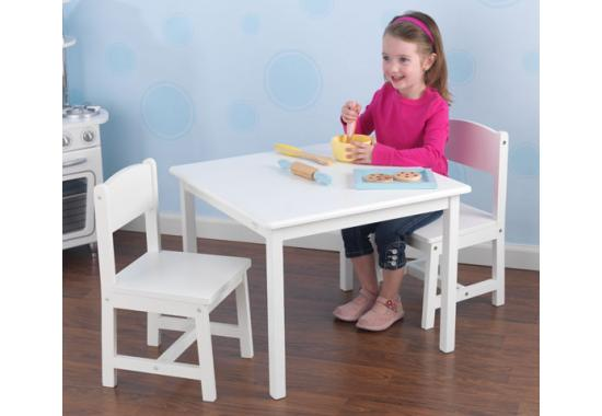 sc 1 st  1800 Tr&oline & Aspen Table and Chair Set
