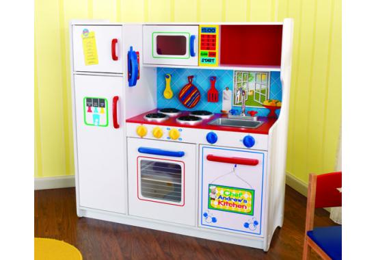 Personalized Deluxe Lets Cook Kitchen