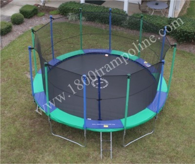 16ft AIRMASTER Trampoline Combo