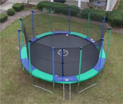 16 Ft Airmaster Trampoline Ultimate Combo