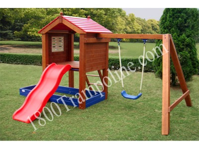 Little Tikes My First Swing Set