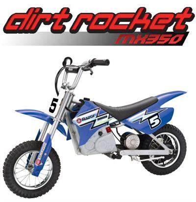 Razor Dirt Rocket