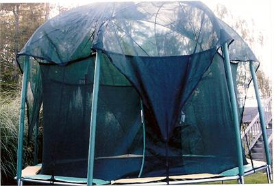 16 Octagon Magic Canopy Top
