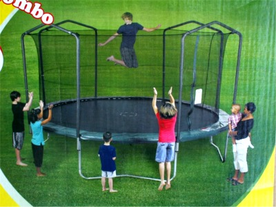 Net for 15' JumpZone Enclosure