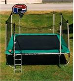 15x15 Texas Trampoline and Enclosure