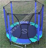 8' JR. Trampoline and Enclosure Combo