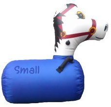 Inflatable Horse Bouncer
