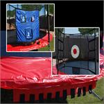 Skywalker Trampolines Sports Arena Enclosure Game Attachment