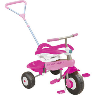 Smart Trike Cookie 3 in 1 Pink/White