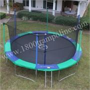 10ft AIRMASTER Trampoline and Enclosure Combo