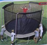 14' (Net Only) #M For Bounce Pro Round Enclosure