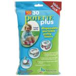 Potette Plus Liners Value Pack