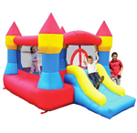 Castle Bounce and Slide Bounce House