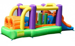 Obstacle Racer Boune House