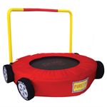 Pure Fun Race Car Jumper Trampoline