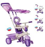 Smart Trike Safari Purple