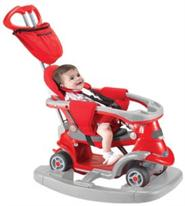 Smart Trike AIO 6 in  Red