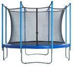 12' UPPER BOUNCE ENCLOSURE NET - INSIDE PAD