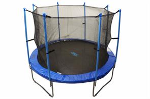 10ft Upper Bounce Trampoline and Enclosure Combo