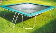 13ft x 13ft Square Texas Trampoline